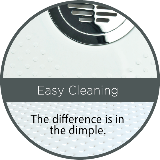 Easy Cleaning Icon