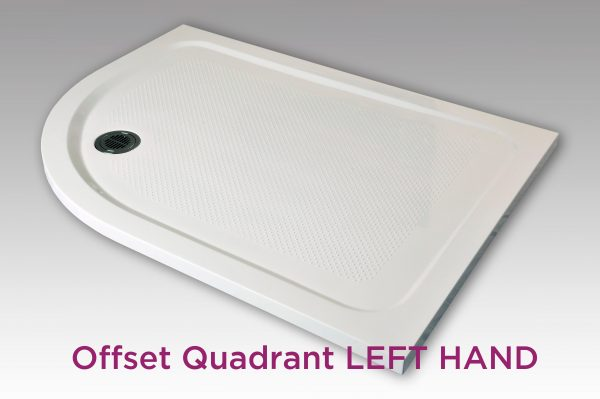 Quadrant Left Hand Tray