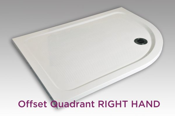 Quadrant Right Hand Tray